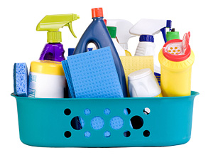 Janitorial supplies and cleaning products from Delf UK