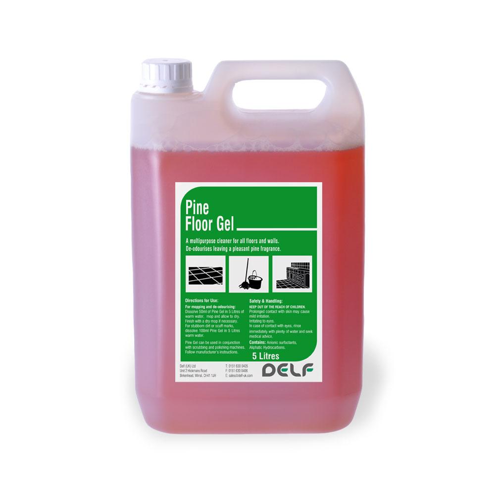 Pine Floor Gel - 5 Litre