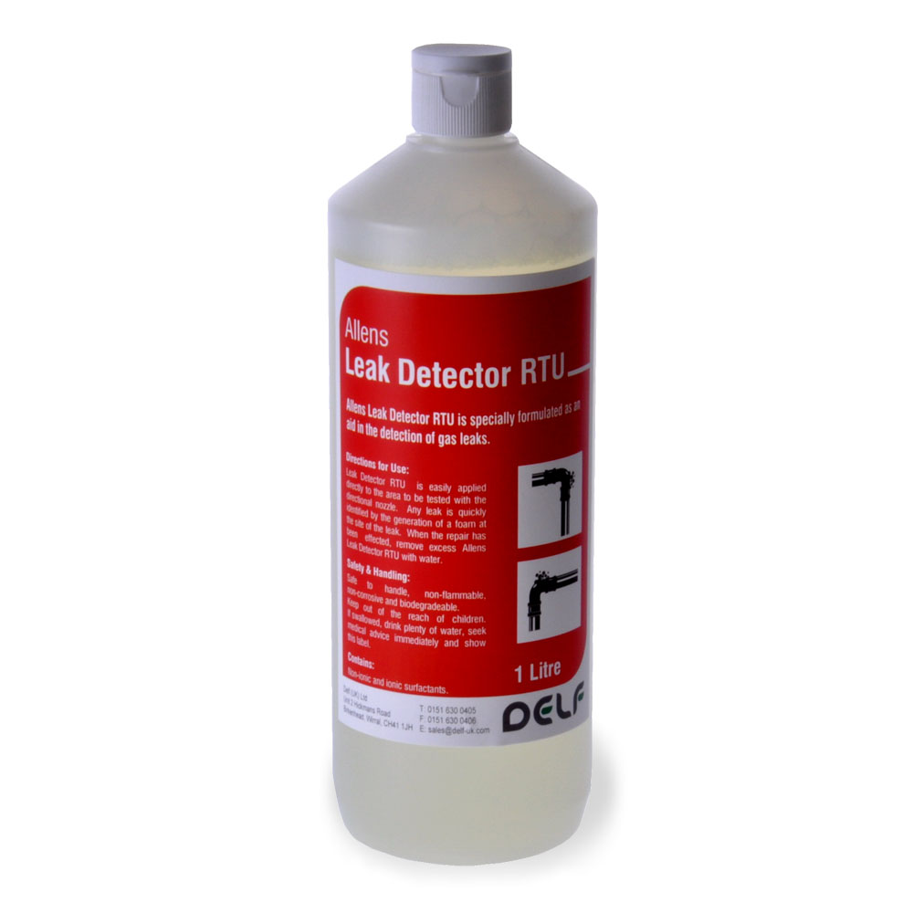 Allens leak detector RTU