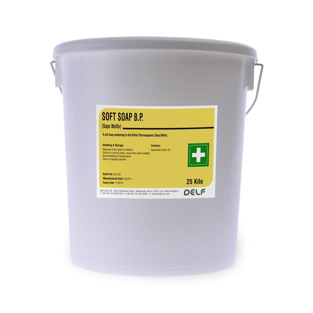 Castor Oil Soap 25 Kilo
