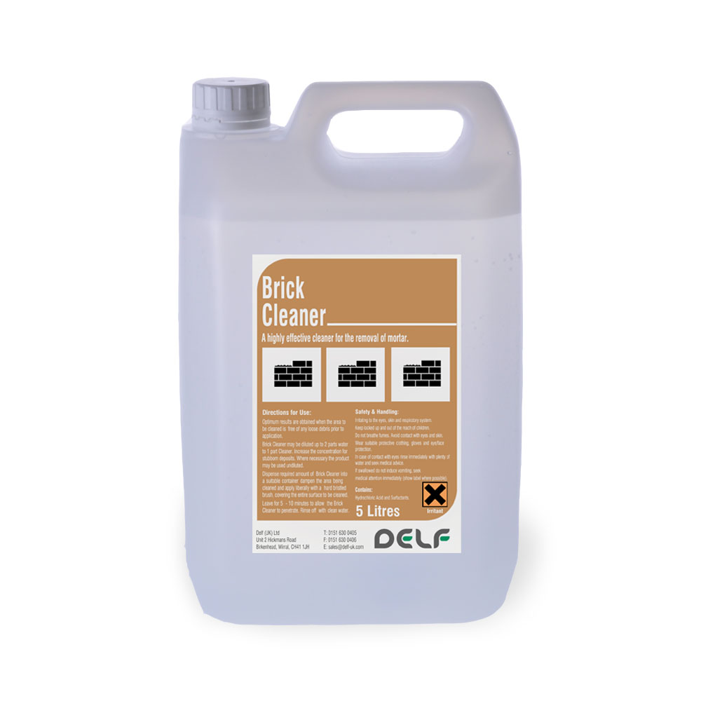 Brick Cleaner 5 Litre