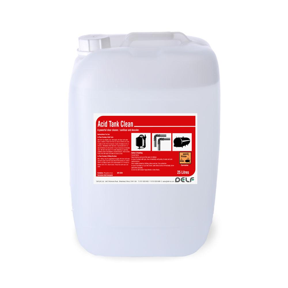 Acid Tank Clean 25 litre