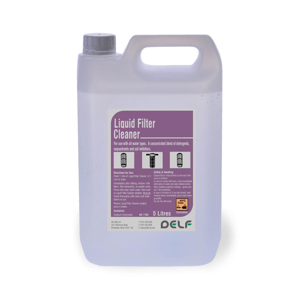Liquid Filter Cleaner 5 Litre