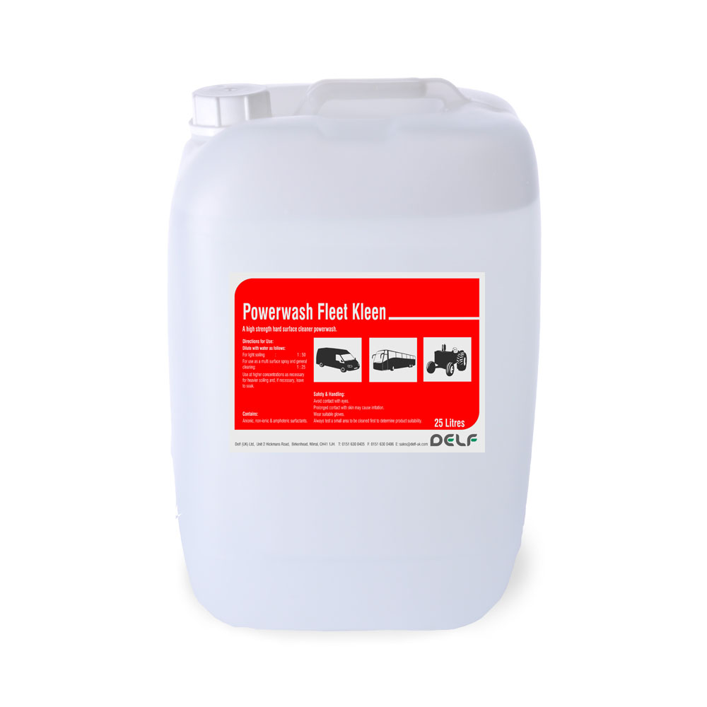 Powerwash Fleet Kleen 25 Litre